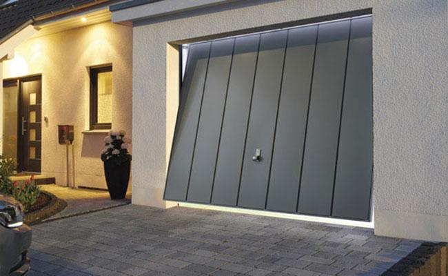 Vente et pose de portes de garage automatiques pr s d aubagne - Installation ouvre porte de garage ...